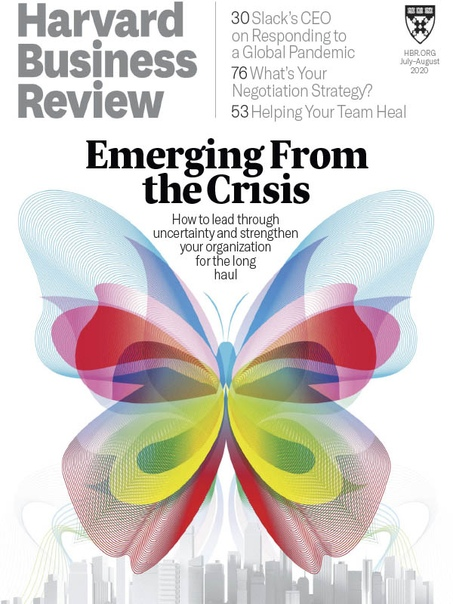 Harvard Business Review USA 07.08 2020