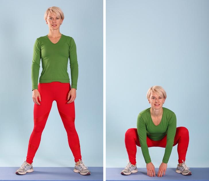 ТОП-5 упражнений для ягодиц, которые в домашних условиях превратят вашу попу в орех