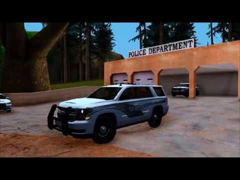 Blaine County Sheriff Car pack GTA SA