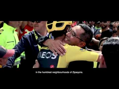 Egan Bernal's Colombian Homecoming