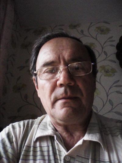 Юра, 64, Krasnokholmskiy