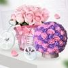 Светильники из роз Фоамиран Кашпо Опт