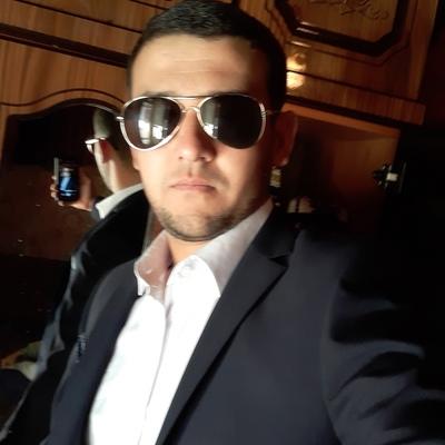 Бехруз Ахмадов