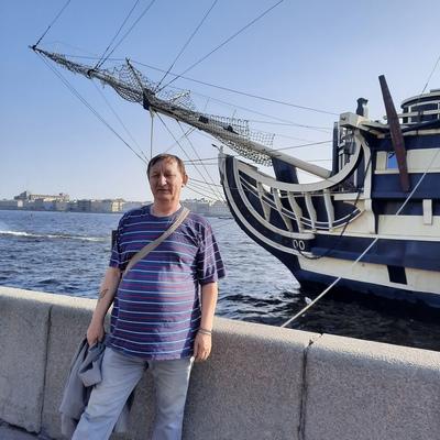 Александр, 62, Loyga