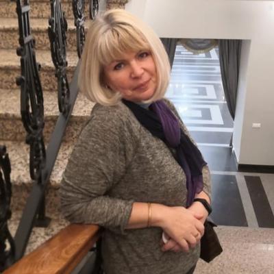 Elena, 54, Cherepovets