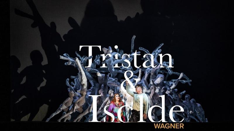 TRISTAN ISOLDE Wagner La Monnaie De Munt