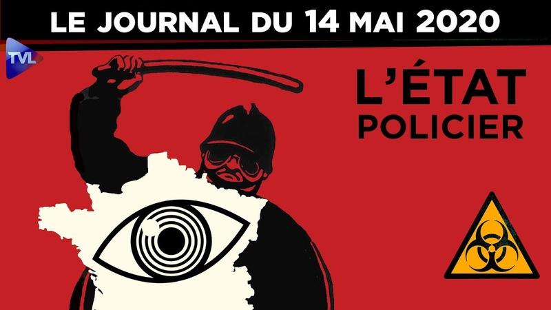 JT Coronavirus Le Journal du jeudi 14 mai 2020