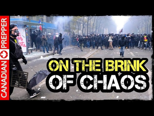 9 WARNING Looting Protests Riots Hard Times are Coming YouTube