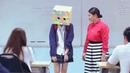 Ты настолько уродлива, что тебе стоит носить коробку на голове Клип к дораме Гадкий утенок