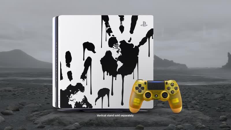 Death Stranding ¦ Limited Edition PS4 Pro Bundle