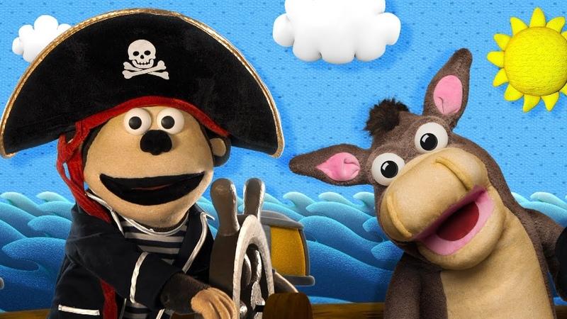 Va navegando el capitán Mono Bubba y sus Amigos 2017