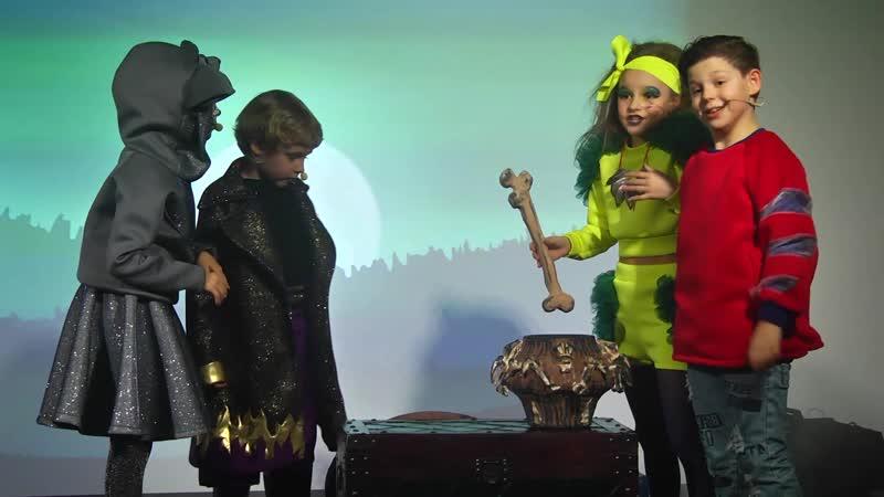 Русские сказки на Новый лад Академия Талантов СПб
