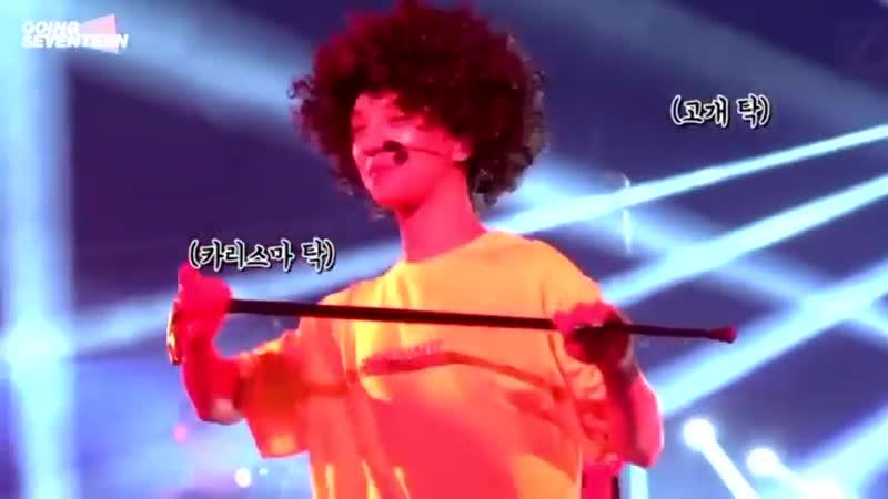 Joshua wearing a wig