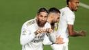 REAL MADRID vs GETAFE - eFootball PES 2020 - LaLiga SANTANDER - Level : LEGEND - Vinícius two goal..