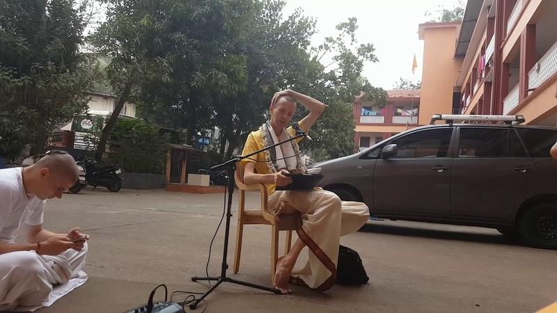 Гадатхара Пандит Шримад Бхагаватам Удупи