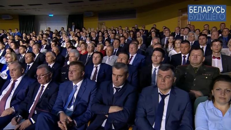 4 августа обращение с посланием к белорусскому народу и Национальному собранию
