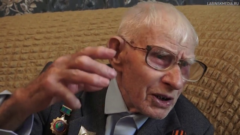 Илье Федосеевичу Немыкину исполнится 96 лет
