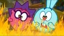 Азбука безопасности - Пожарная безопасность - Все серии   Смешарики 2D. Обучающие мультфильмы