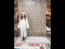 Nice beige popular design handmade silk rug from Yilong