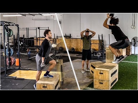 Low Level Plyos and Lower Strength Overtime Athletes
