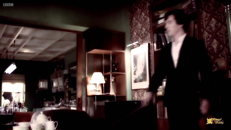Sherlock/Moriarty - Sheriarty - ...that's sexier
