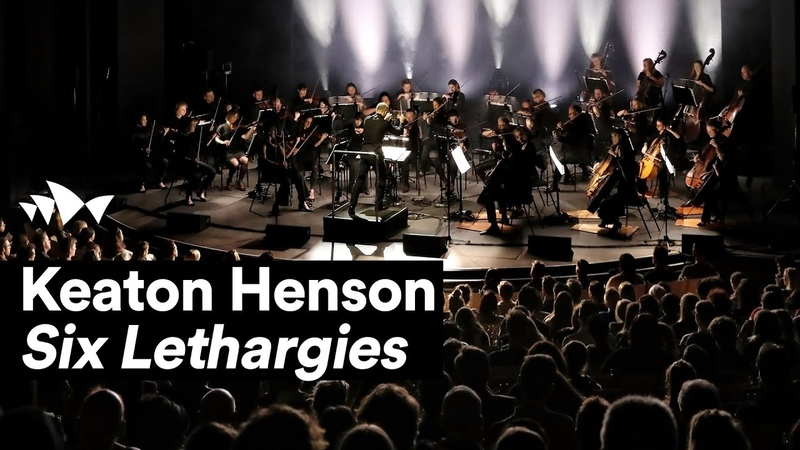 Keaton Henson Initium and The Falling from Six Lethargies Live at Sydney Opera House