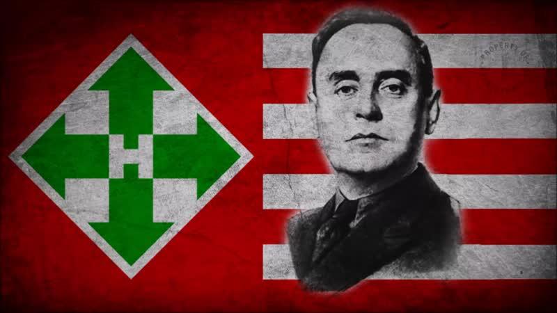 Ébredj Magyar Hungarian Arrow Cross Party Anthem