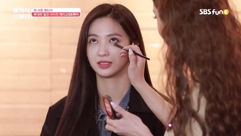 — Jiwon : 20.05.11 » Show SBS funE Unruly Beauty