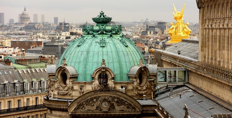 Opéra Garnier – красота со своенравным характером, изображение №5