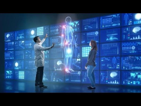Перевести мир в матрицу. Цифровой двойник человека. Режиссер Царёва